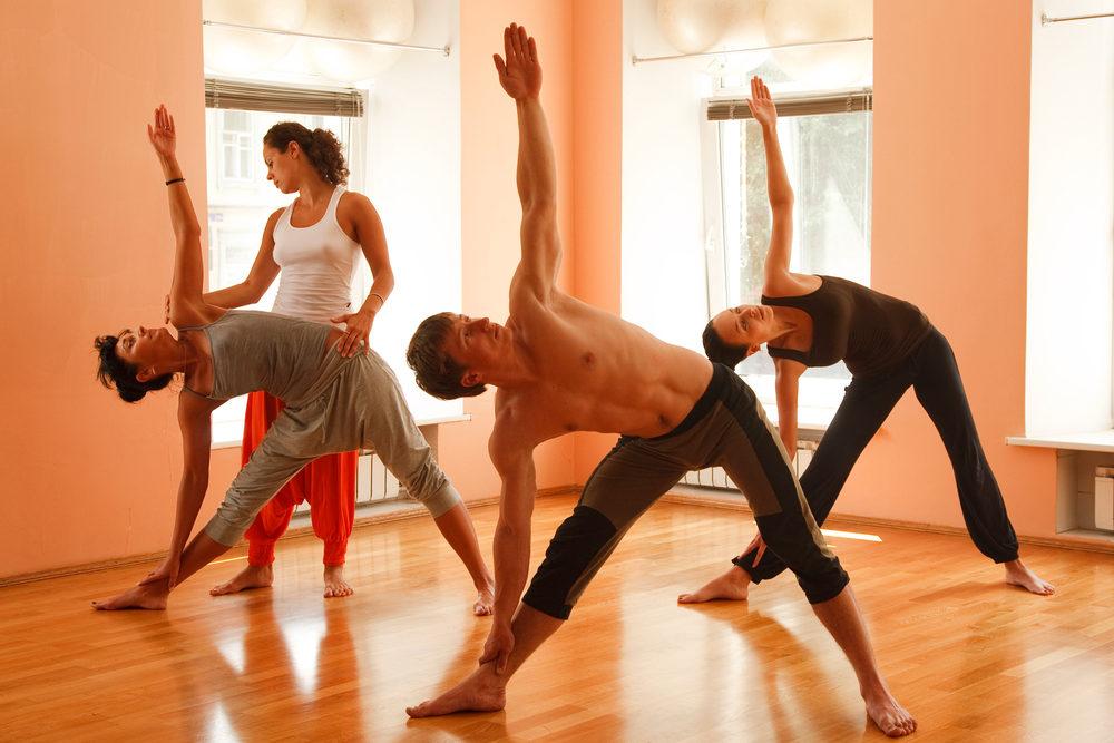 אימון יוגה